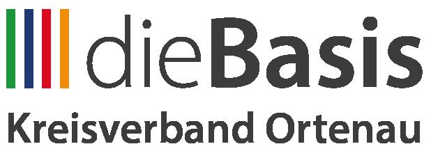 dieBasis Kreisverband Ortenau Logo